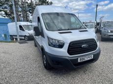 2017 (67 PLATE) FORD TRANSIT LONG WHEEL BASE HIGH ROOF EURO 6