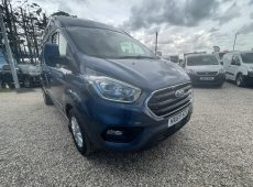 2019 (69 PLATE) FORD TRANSIT CUSTOM LIMITED ERUO 6 AIR CON