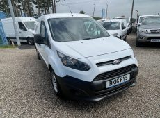 2016 (16 PLATE) FORD TRANSIT CONNECT 1 OWNER