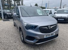 2019 (19 PLATE) VAUXHALL COMBO EURO 6 1 OWNER