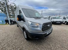 2019 (19 PLATE) FORD TRANSIT JUMBO EURO 6 AIR CON