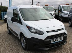 2018 (67 PLATE) FORD TRANSIT CONNECT 200 PANEL VAN