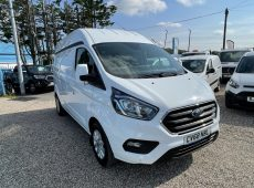 2018 (68 PLATE) FORD TRANSIT 300 LIMITED EURO 6 AIR CON