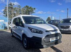 2017 (17 PLATE) FORD CONNECT 230 DCIV CREW VAN
